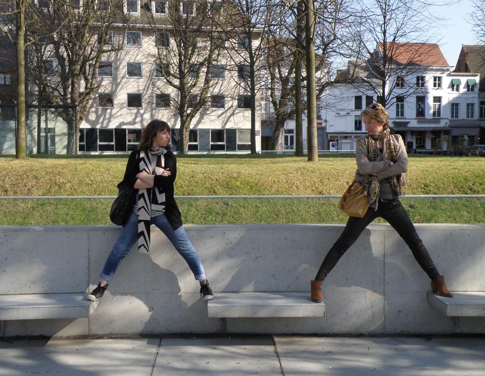 Storytellers Liesbeth en Karin zijn Content