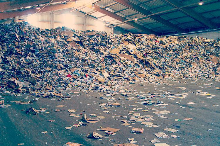 Van winkelrek tot afvalberg