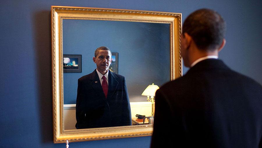 Goodbye mister President