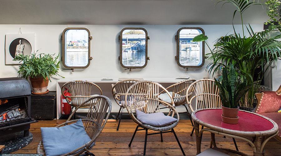 Wonen Op Woonboot : Wonen op het water charlie magazine