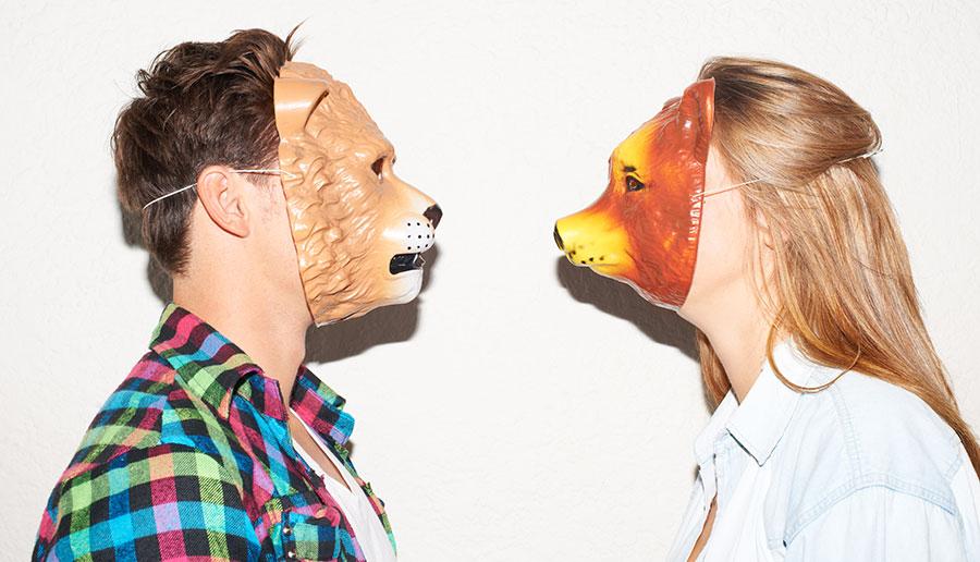 Wat als alle maskers zouden afvallen?