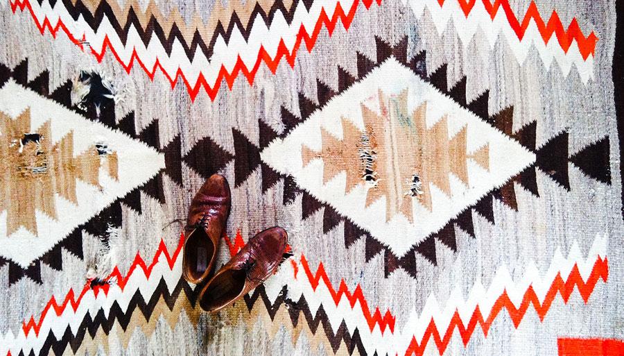 Fouten zorgen voor prachtige tapijten