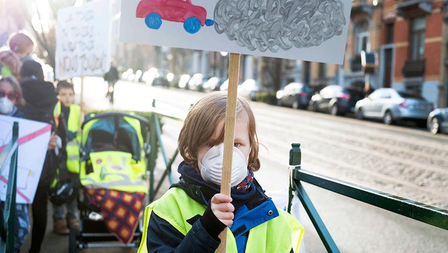 Gezond kunnen ademen een basisrecht? Deze 5 mensen vinden van wel.