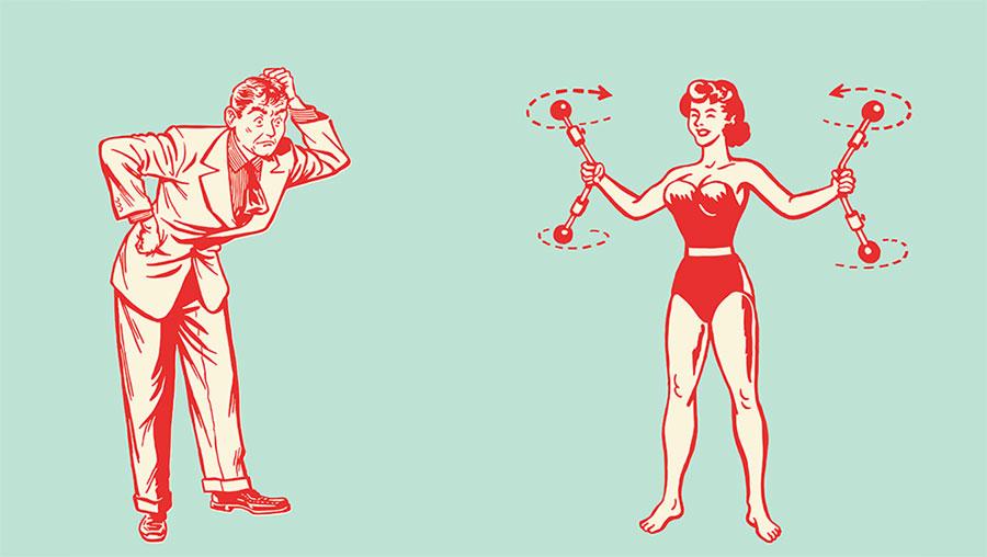 Wat weten we écht over mannen en vrouwen?
