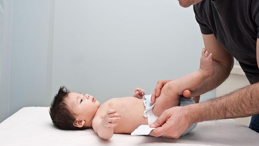Gezocht: verzorgingstafels voor vaders