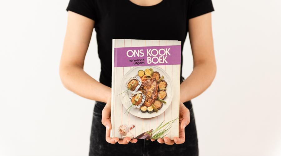 Kringwinkelliefde: de magie van een kookboek, is niet het juiste recept vinden