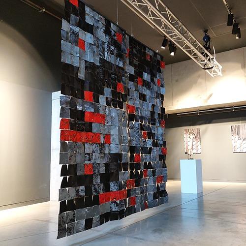 Kunst in de Kijker: 'New way' van Asia Nyembo Mireille