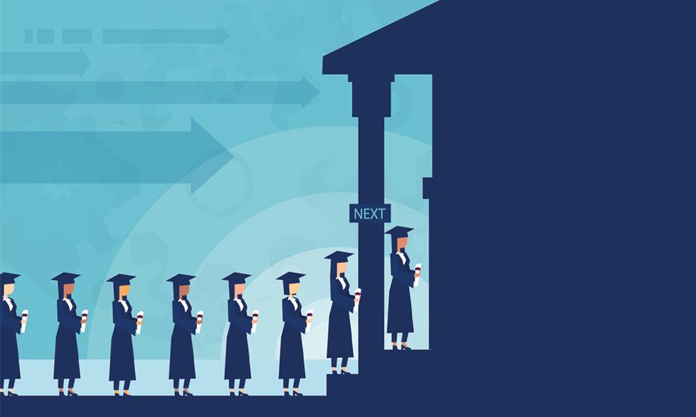"""Gendergelijkheid op de Vlaamse universiteit: """"Wij zijn optimistisch, maar vanzelf gebeurt er niets"""""""