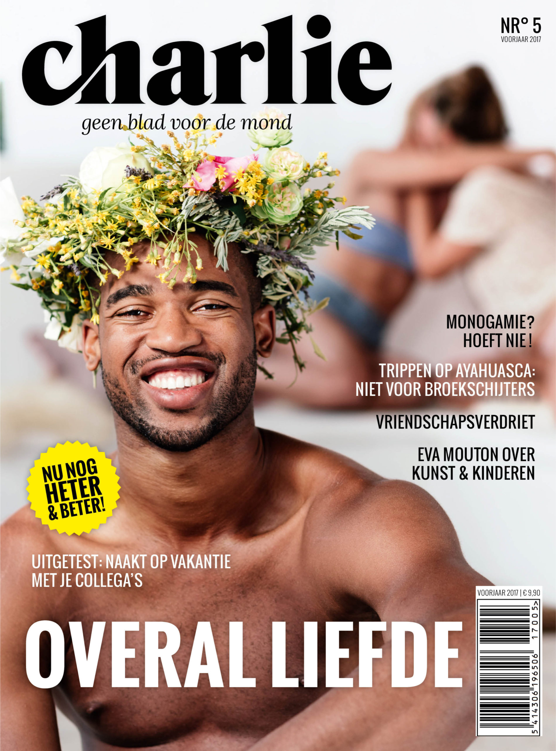 Charlie Bookzine 05 - Overal Liefde
