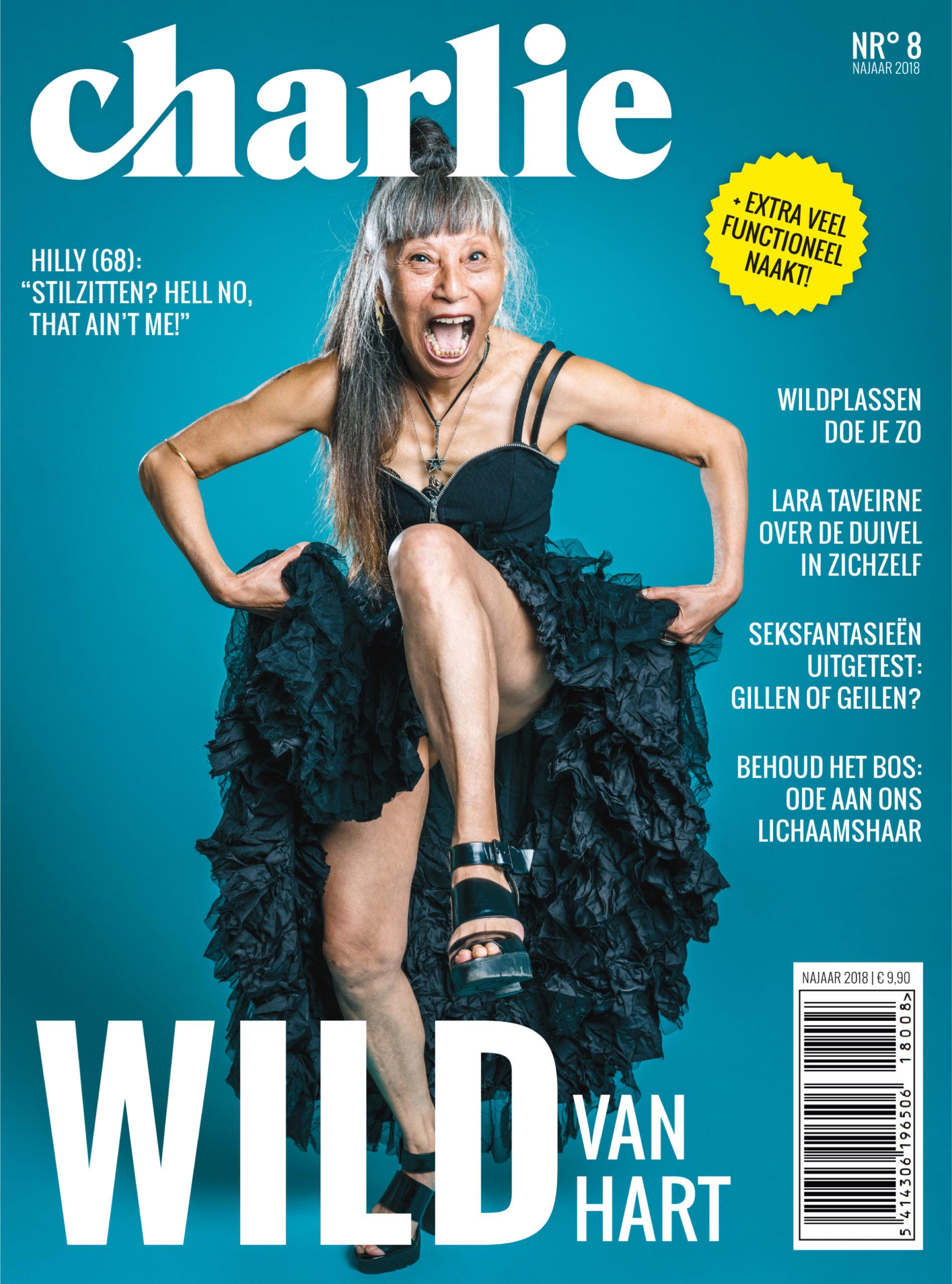 Charlie Bookzine 08 - Wild van Hart