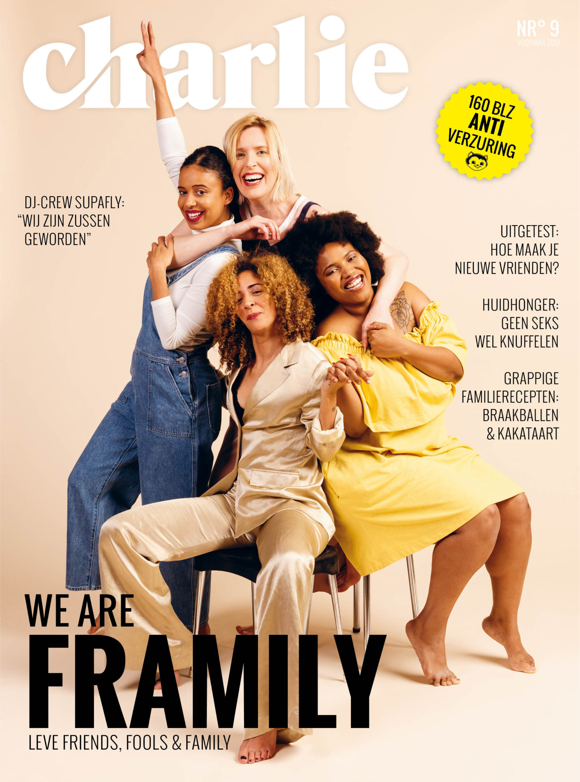 Charlie Magazine nr 09 - We are Framily